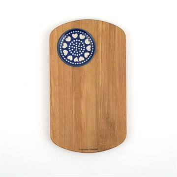 Planche de bois de chêne